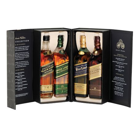Johnnie-Walker-Multi-Brand---4-x-200-ml---COD-222022--WHISKY_Pack