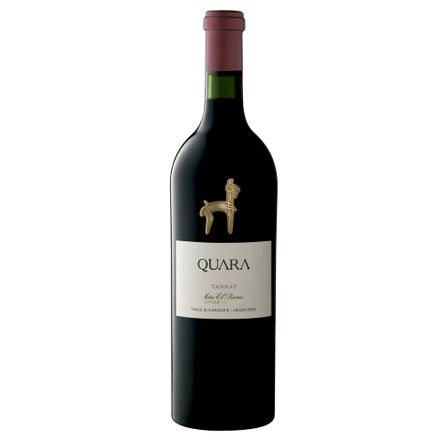 Quara-Single-Vineyard-.-Tannat-.-750-ml---Botella