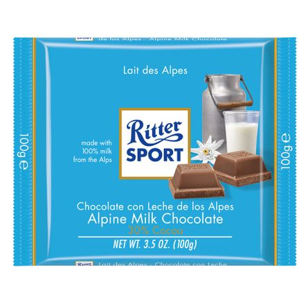 Ritter-Chocolate-con-Leche-.-Chocolate-.-100-grs---Frontal