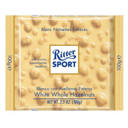 Ritter-Chocolate-Blanco-Avellanas-.-Chocolate-.-100-grs---Frontal