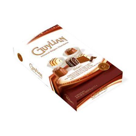 Guylian-Perlines-Small-Gift-Box-.-90-Grs-.-Chocolate---Chocolate