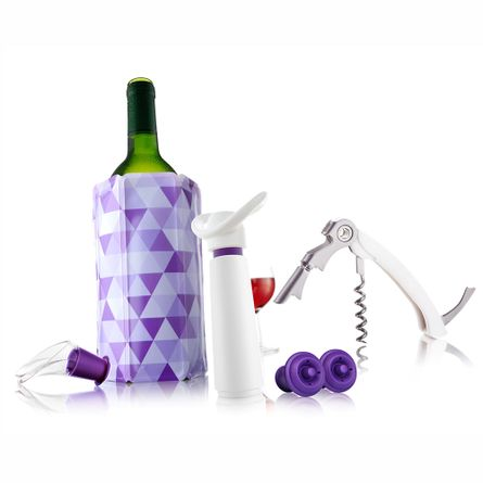 Wine-Set-Essent-White-Purple-.-Vacuvin-Producto