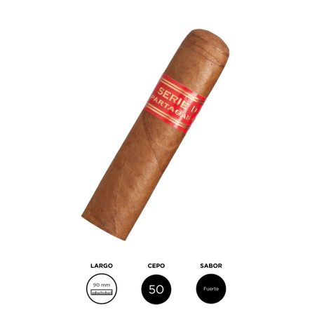 HABANO-.-PARTAGAS-SERIE-D-N°-6-Habano