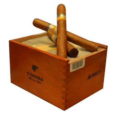 CIGARRO-.-COHIBA-SIGLO-II-x-25-.-Pack-Pack