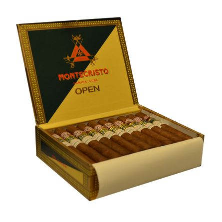 CIGARRO-.-MONTECRISTO-OPEN-JUNIOR-x-20-.-Pack-Pack