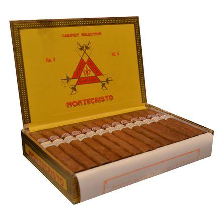 CIGARRO-.-MONTECRISTO-NUMERO-4-x-25-.-Pack-Pack