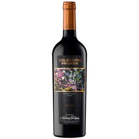 Navarro-Correas-Coleccion-Privada-.-Merlot-.-750-ml-Botella