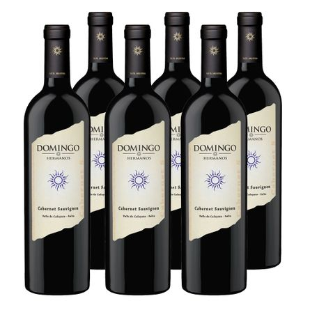 DOMINGO-HERMANOS-CABernet-SAUVignon-Packx6