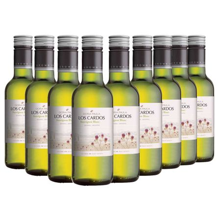 Los-Cardos-Sauvignon-Blanc-187-ml-Packx24