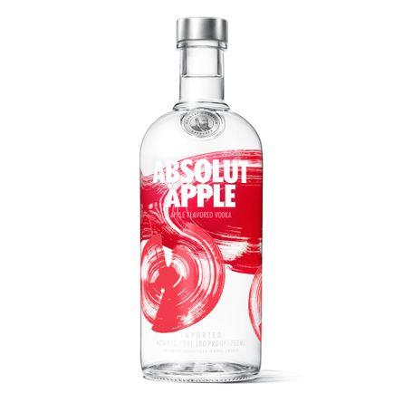 Absolut-Apple-Orient-.-Vodka-Saborizado-.-750-ml-Botella
