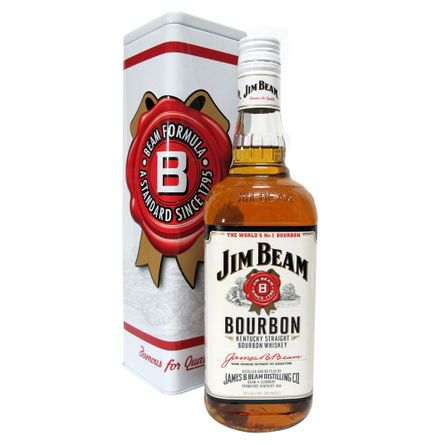 Jim-Beam-White-Con-Estuche---Bourbon---750-ml-Botella