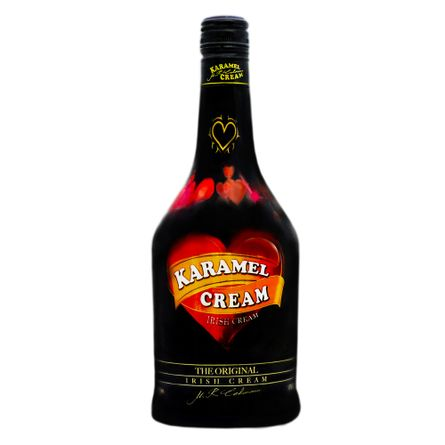 Karamel-Cream-.-Licor-.-750-Ml-Botella