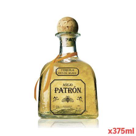 TEQUILA-PATRON-AÑEJO-375-ml-Botella