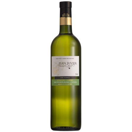 Jean-Rivier-Chenin---Sauvignon-Blanc-Blend-Blanco-750-Ml-Botella