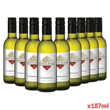 Santa-Julia-.-24-X-187-Ml-.-Chardonnay-Botella