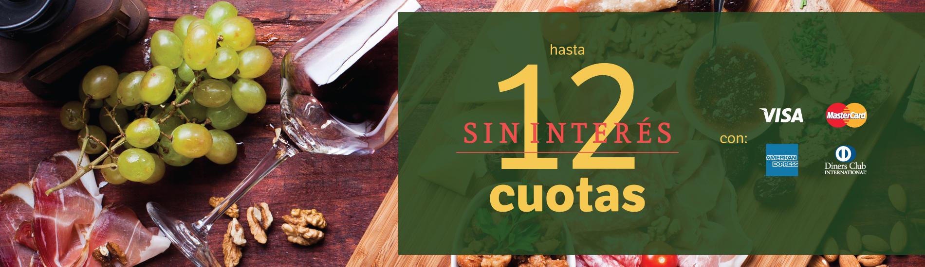 12 cuotas