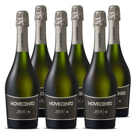 Novecento-Demi-Sec-.-6-X-750-ml-Botella