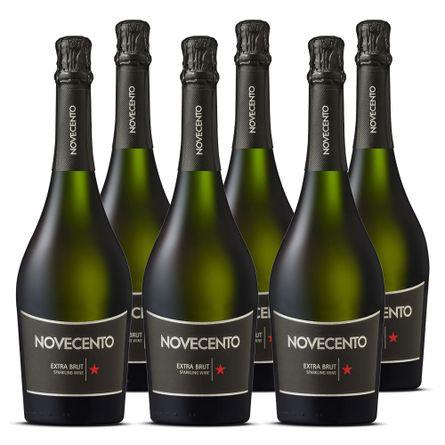 Novecento-Extra-Brut-.-6-X-750-ml-Botella
