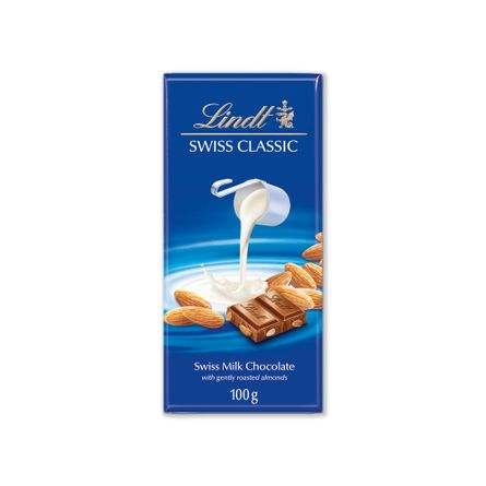 Lindt-Swiss-Classic-Milk-Almon-.-Chocolate-.-100-GRS-Botella