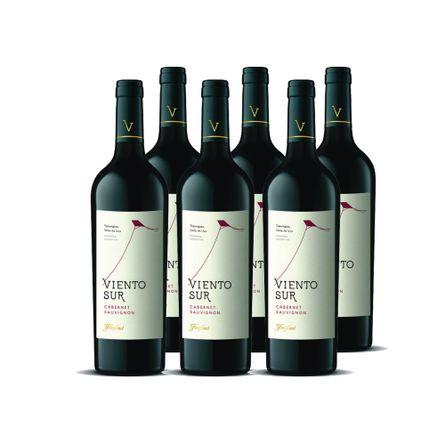 Viento-Sur-.-Cabernet-Sauvignon-.-6-x-750-ml-Botella