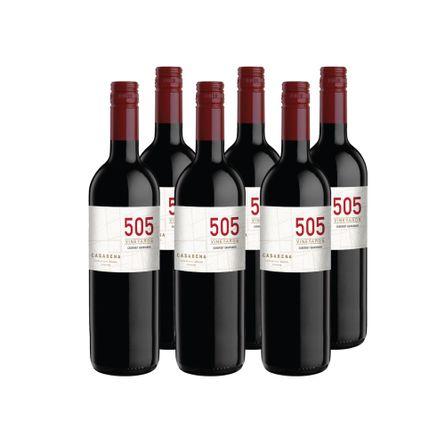 505-.-Cabernet-Sauvignon-.-6-X-750-ml-Botella