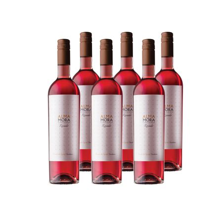 Alma-Mora-.-Rosado-.-6-X-750-ml-Botella