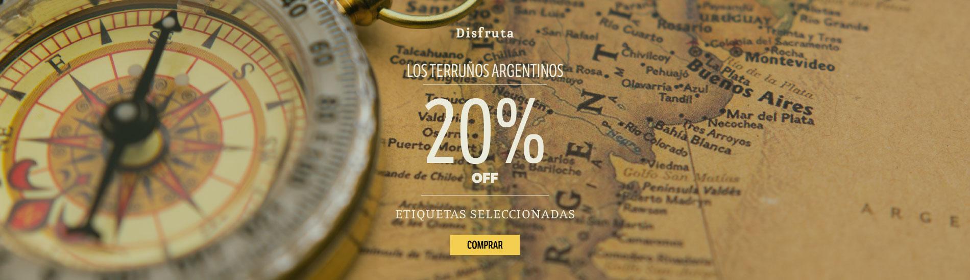 Pack Zonas Argentina