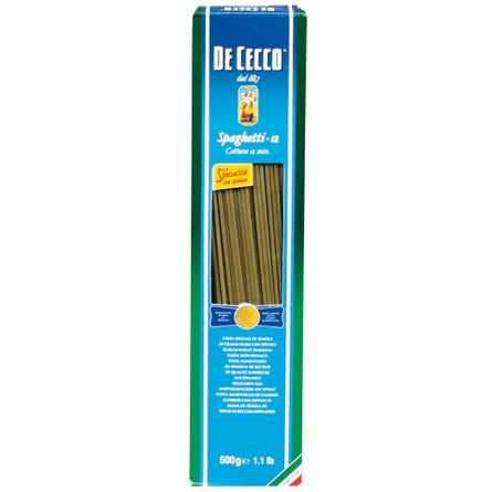 De-Cecco-Spaghettis-c-espinaca-Pasta-500-grs-Producto