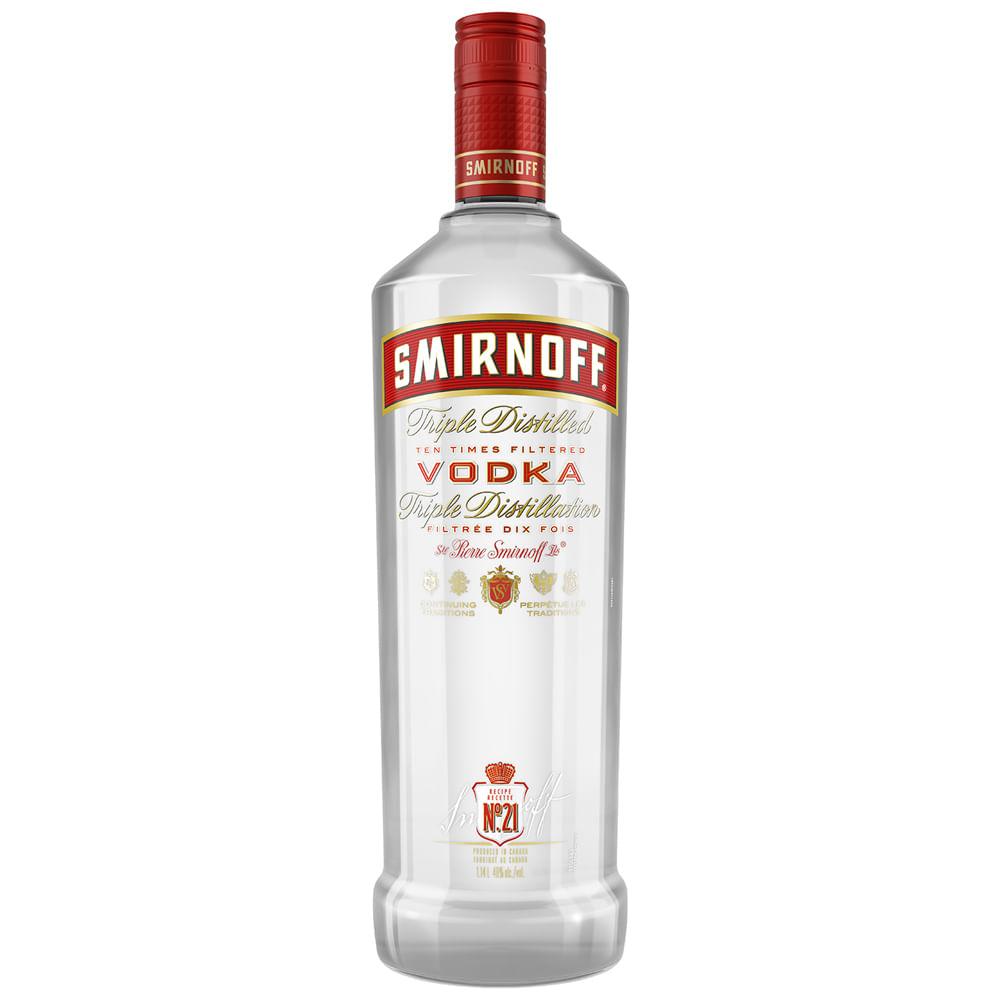 Tonel Privado . Smirnoff . Vodka . 750 ml . Vodkas - Tonel ...