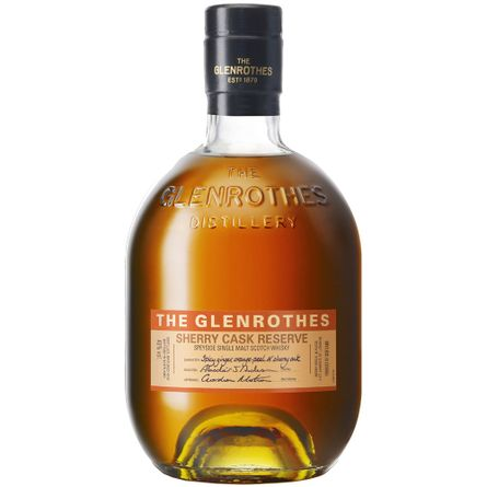 The-Glenrothes-Sherry-Cask-Finish.-750-ml-Producto