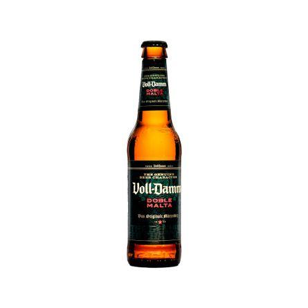 Voll-Damm-Cerveza-doble-Malta-en-Porron-330-ml-Producto