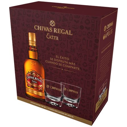 Chivas-Regal-Extra.-Select.-750-ml---2-Vasos