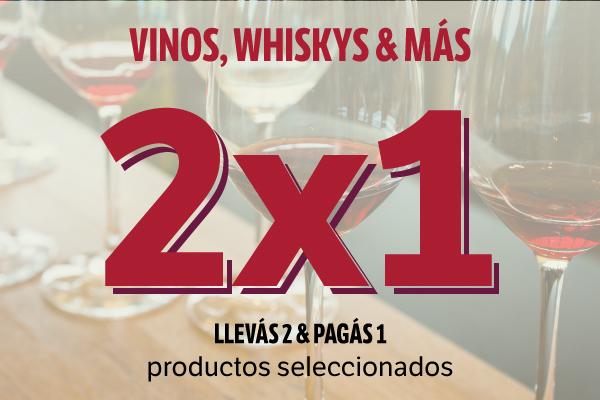 Mobile 2x1 Vinos y Mas