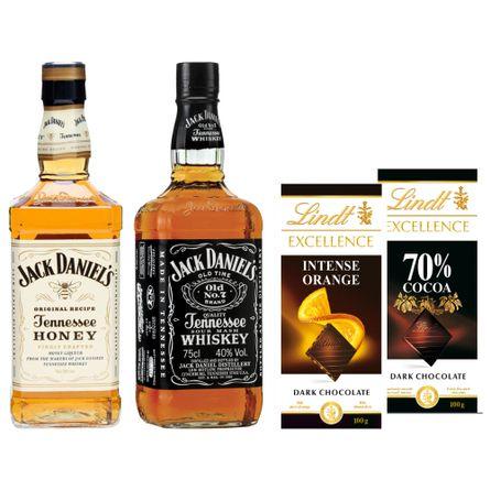 Pack-Jack-Daniels--ViviJack-2-Whiskys-Jack-Daniel-s---2-Chocolates-Lindt-Producto
