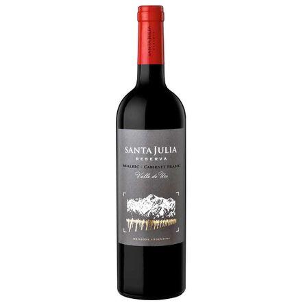 Santa-Julia-Reserva-Malbec-Cabernet-Franc-750-ml-Blend-Botella