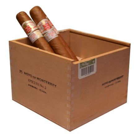 CIGARRO-.-HOYO-DE-MONTERREY-EPICURE-Nº-2-x-25-.-Pack-Pack