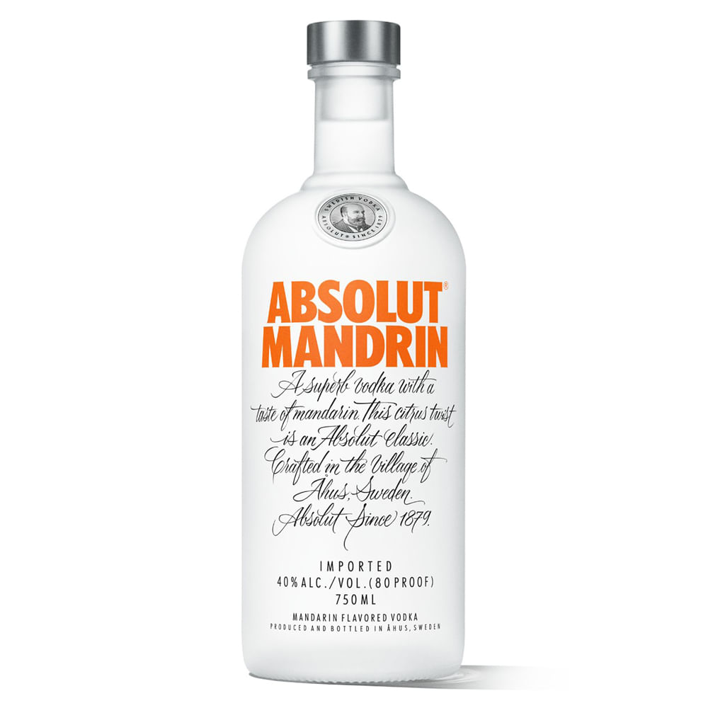 Absolut-Mandrin-.-Vodka-Saborizado-.-750-ml-Botella