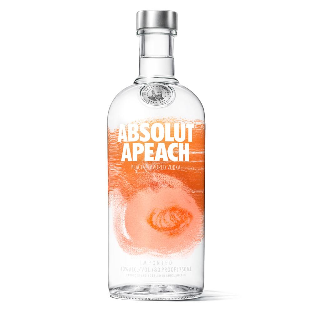 Absolut-Apeach-.-Vodka-Saborizado-.-750-ml-Botella