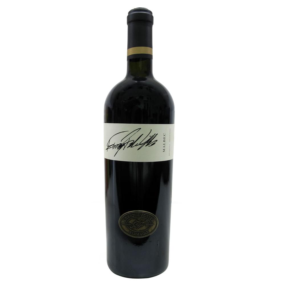 Foster-Firmado-Malbec-2009-.-750-Ml-Botella