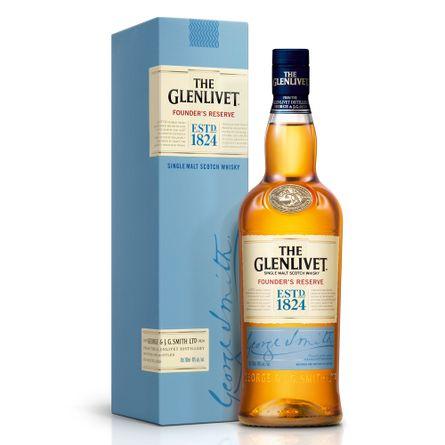 Glenlivet-Founder-s-Reserve-.-Whiskey-.-750-ml-Botella