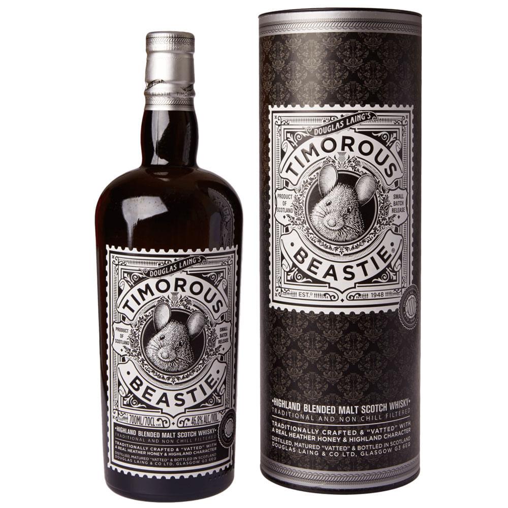 Timorous-Beastie-.-Douglas-Laing-Whisky-.-700-ml-Botella