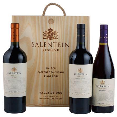 Cofre-Salentein.-Malbec.-Cabernet-Sauvignon.-Pinot-Noir.-750-ML-Botella