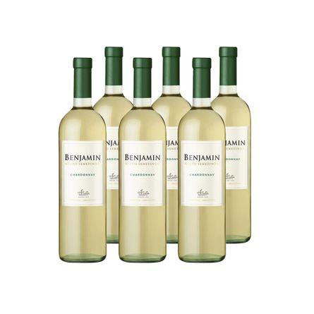 Benjamin-.-Chardonnay-.-6-X-750-ml-Botella