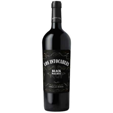 Los-Intocables-Black-Malbec.-750-ml
