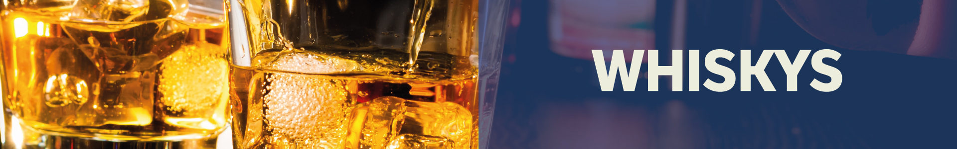 Banner Whiskys 1