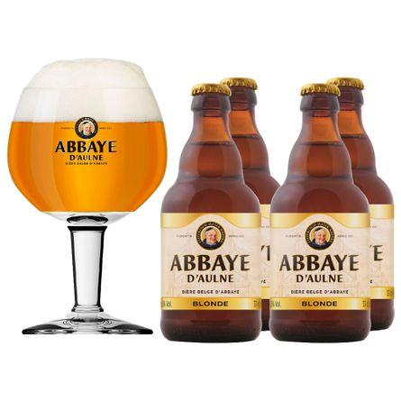 Abbaye-Blonde-Con-Copa.-4-x-330-ml