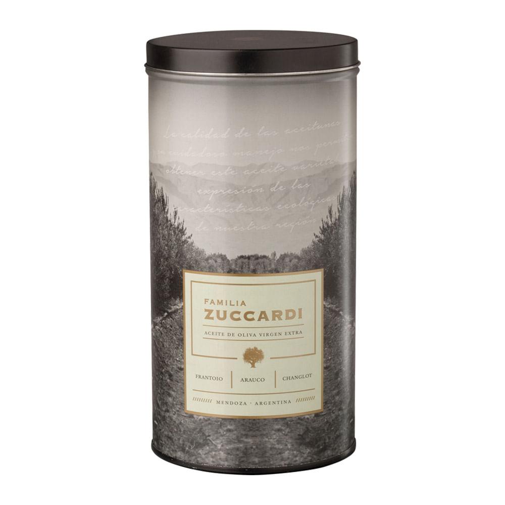 Zuccardi-Aceite-Oliva-Lata---4-x-3-x-250-ml---COD-112160--ACEITES