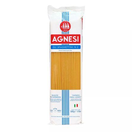 Agnesi-Spaghettini.-500-grs