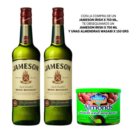 Pack-Jameson-Maridaje