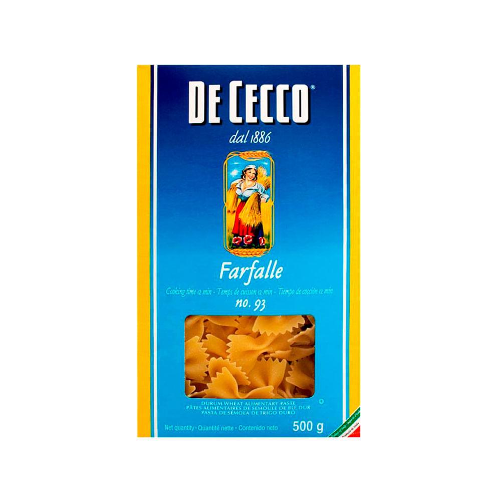 De-Cecco-Farfalle-.-Pasta-.-500-grs